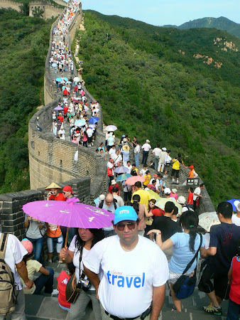 Beijing: The great Wall