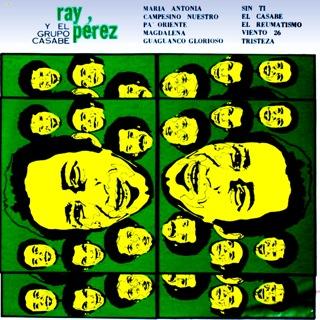 Ray Perez Y El Grupo Casabe  Vol 2