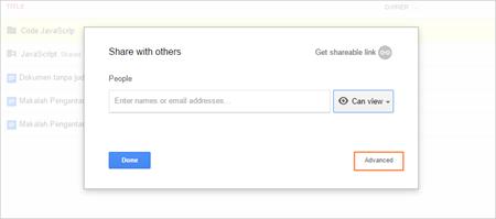 Cara Mudah Upload Code JavaScript di Google Drive 06