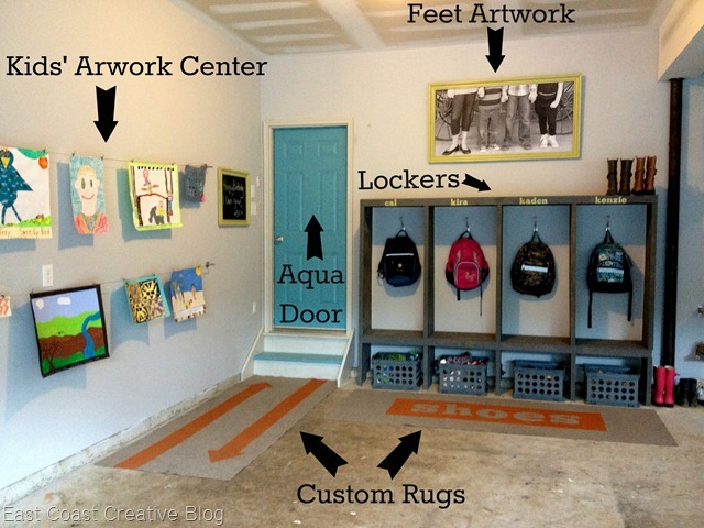 Mudroom Elements