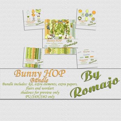 Bunny Hop - Bundle
