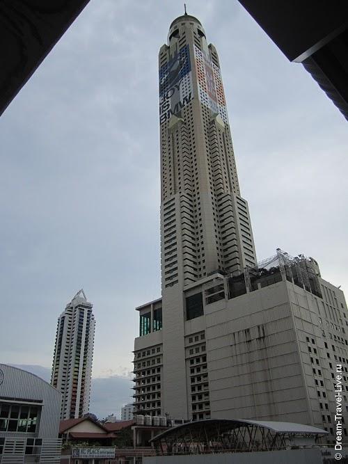 Baiyoke Sky Hotel - самый высокий небоскреб Тайланда