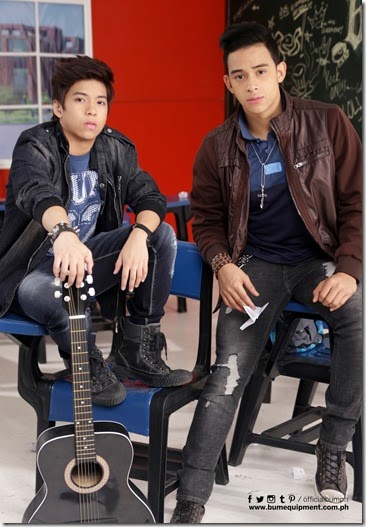 BUM Back-To-School - Nash Aguas with Diego Loyzaga