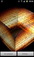 Screenshot of Ramadan Koran 3D