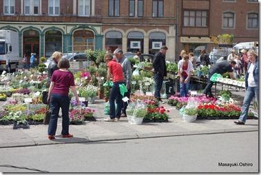 Markt van Halle