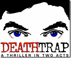 Deathtrap in blue