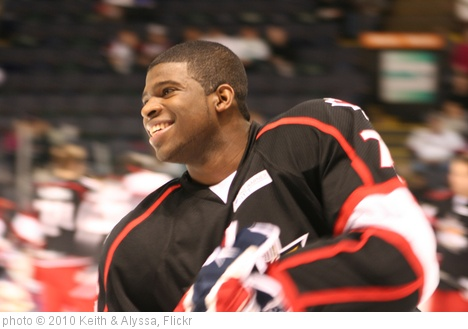 'PK Subban (2)' photo (c) 2010, Keith & Alyssa - license: http://creativecommons.org/licenses/by/2.0/