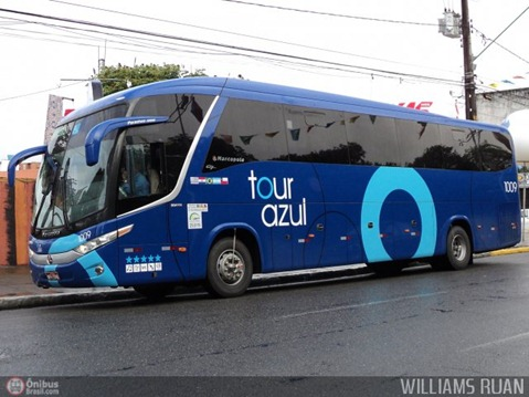 Tour Azul Transportes e Locações 1009