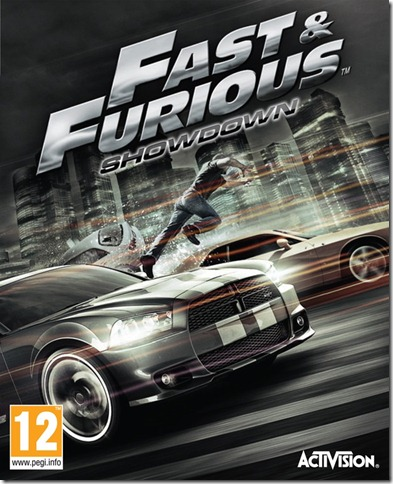 Fast and Furious Showdown-cover
