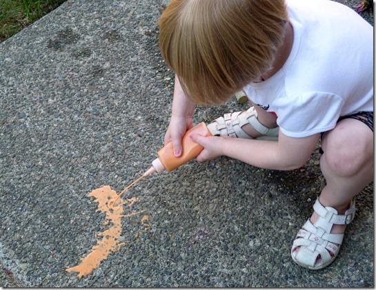 Squeezie Sidewalk Chalk 1