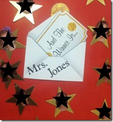 Awesome Up Close Shots Of The Door And Decorations U2013 Each Student Was On A Gold  Star And Then We Had Different Hollywood Theme Pictures.