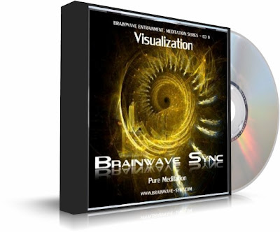 VISUALIZACIÓN (Visualization), Brainwave Sync [ Audio CD ] – Aumentar el potencial de experimentar visualizaciones, utilizando ondas cerebrales