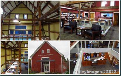 Jackson NH Library
