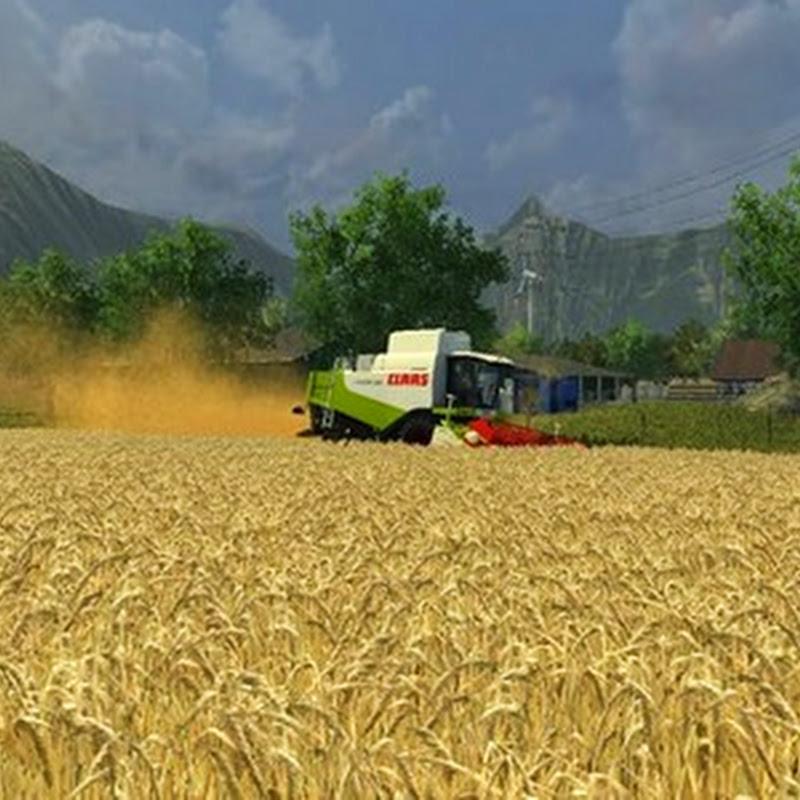 Farming simulator 2013 - Tannheim v 3.1 Low