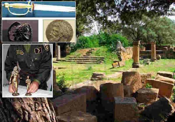 11 000 pièces récupérées en onze ans, Alerte au pillage des sites archéologiques Lejour2%252520%2525283%252529