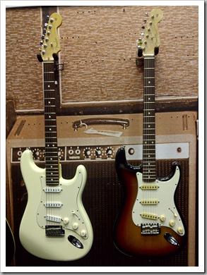 Bob's Fender Stratocasters 002