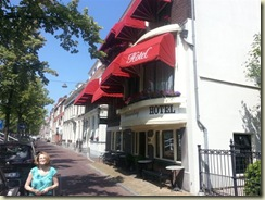 Leeuwenbrug Hotel Delft (Small)