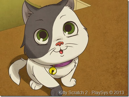 Play Kitty Scratch 2 now!