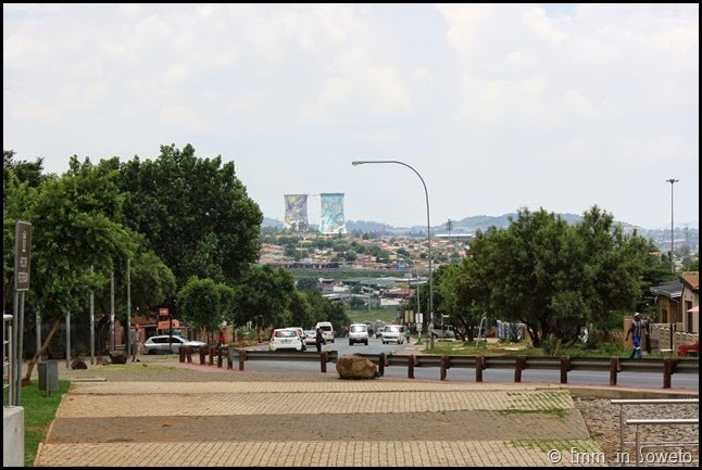 Orlando Towers from Orlando West