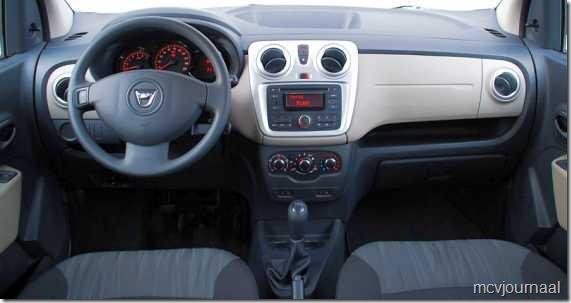 Dacia Lodgy Ambiance 1.6 MPI 85 13
