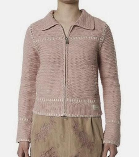 #49 Crochet jacket lite powder_thumb[1]