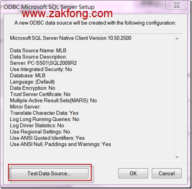 201200610-20-Weka-連接MS SQL SERVER 2008 R2-W