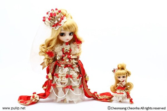 Pullip y Little Pullip+ Princess Rosalind Feb 2013 02