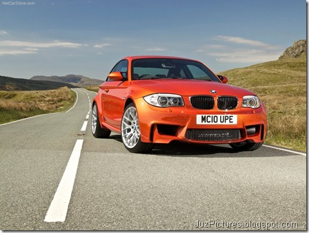 BMW 1-Series M Coupe UK Version5