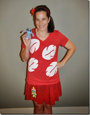 Wine and Dine Half Marathon Costume (2)
