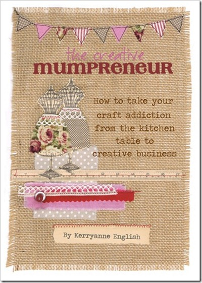 Creative Mumpreneur front cover