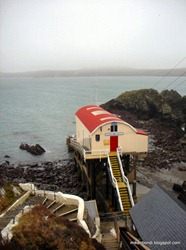 St Justinian lifeboat station