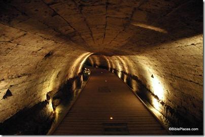Acco Templars Tunnel, tb100905697
