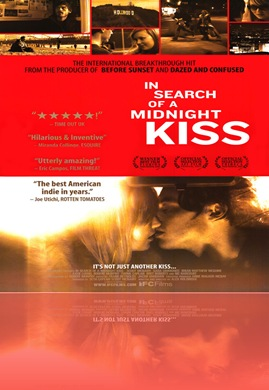cartelera de buscando un beso a media noche