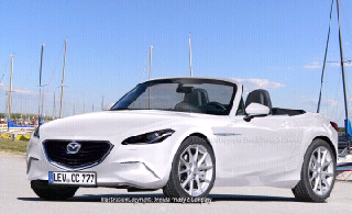 2014 Mazda Mx 5 First Pictures And News Roadandtrackcom