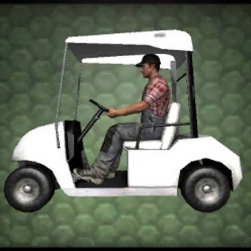 Farming simulator 2013 - Golf cart v 1.1 Final