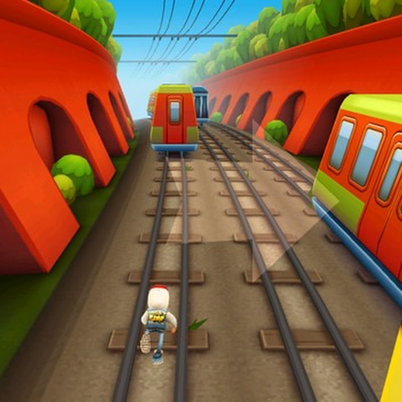 Free Download Subway Surfer Game For Your PC!