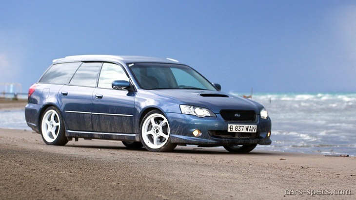 2005 subaru legacy wagon specifications pictures prices. Black Bedroom Furniture Sets. Home Design Ideas
