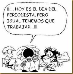mafalda dia del periodista
