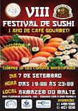 Festival de Sushi no Armazém do Malte em Salto