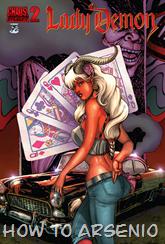 Actualizacion 12/02/2015: Lady Demon - El genial equipo de Zur y evademetal nos traen el #2