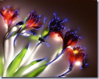 Electric Shock Flowers