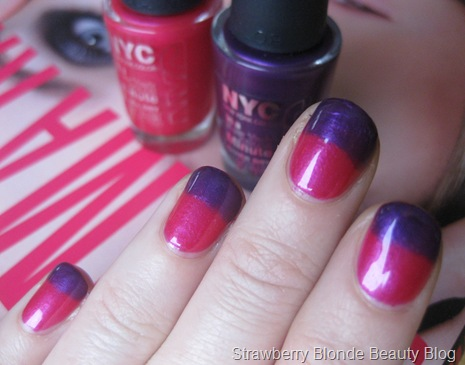 NYC-Spring-2013-nails-fuchsia-purple-swatches