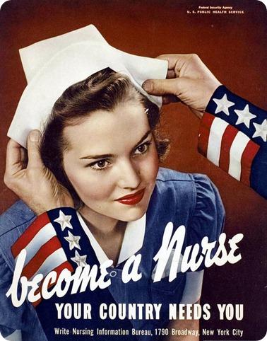 enfermera acreditada