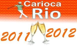 reveillon 2011-2012 no Rio de Janeiro