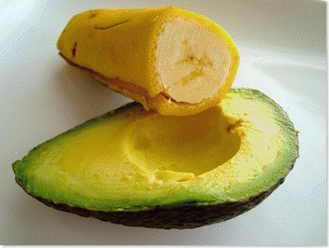 banana-avocado-hair-mask