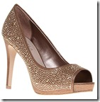Carvela Glisten Peep Toe Shoes