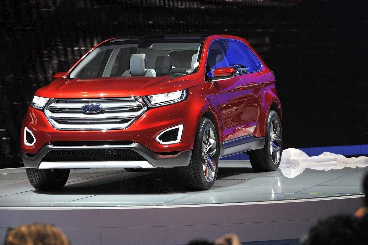 2015 ford edge concept 1