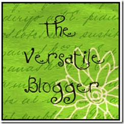 Versitle Blog Award