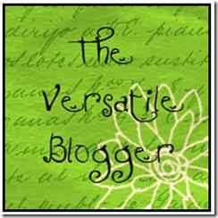 Versitle Blog Award