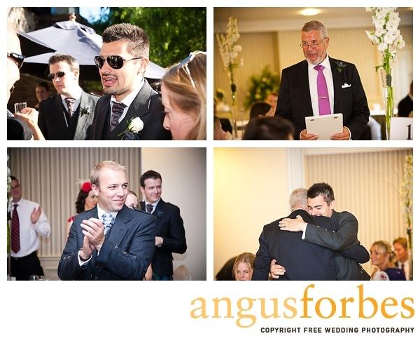 speeches at Scottish wedding Photographer Dundee_052